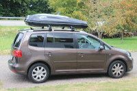 Dachbox Volkswagen Touran