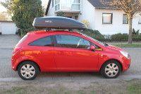 Dachbox Opel Corsa