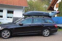 Dachbox auf Mercedes E-Klasse Kombi