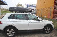 Dachbox auf VW Tiguan