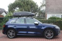 Dachbox auf Audi SQ5 in Martinshöhe