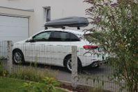 Dachbox auf Mercedes B-Klasse