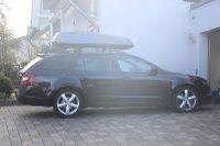 Zweibrücken: Dachbox 430 Liter auf einem Skoda Octavia Combi