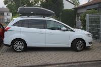 Karlsruhe: Dachbox 450 Liter auf einem Ford Grand C-Max