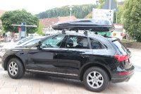 Dachbox für Audi Q5