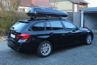 Wellesweiler: Dachbox für 3er BMW Touring
