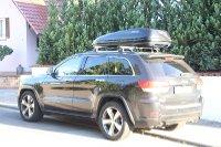 Dachbox Jeep Grand Cherokee