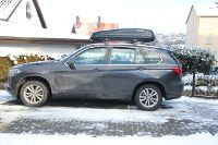 Knittlingen: Dachbox 530 Liter auf BMW X5