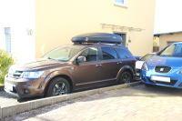 Dachbox 530 Liter auf Fiat Freemont
