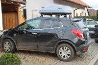 Dachbox für Opel Mokka
