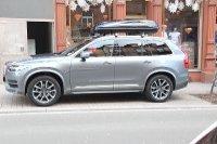 Dachbox für Volvo XC90 in Haspelschiedt