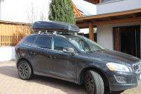 Börsborn: Dachbox Volvo XC60