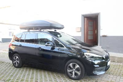 Dachbox in Merzalben