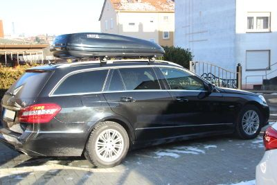 Dachbox in Ulmet