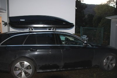 Dachbox in Böbingen