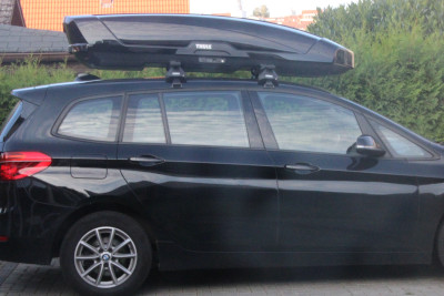 Dachbox in Schweix