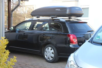 Dachbox in Schopp