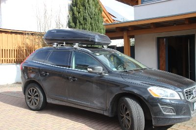 Dachbox in Horschbach