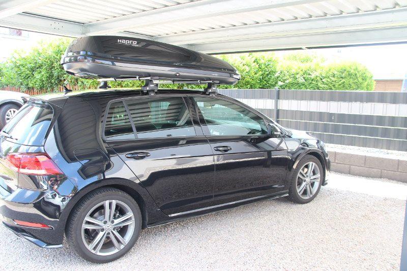 Dachbox und Dachträger für Ihren VW hier mieten