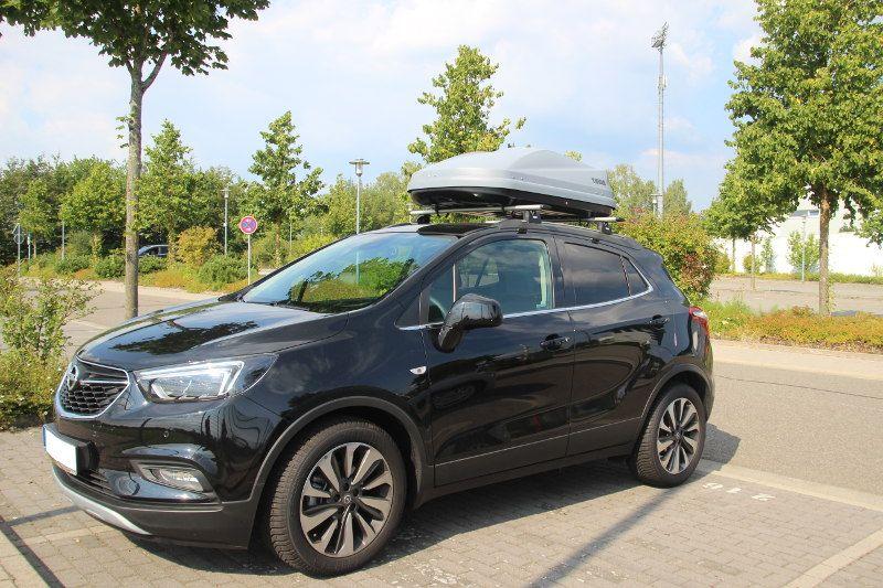 Dachbox und Dachträger für Ihren Opel hier mieten