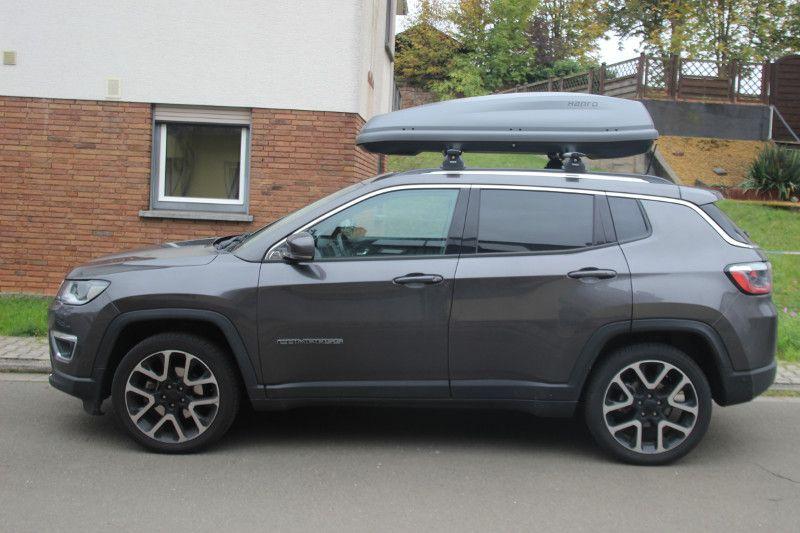Kaiserslautern: Dachbox 430 Liter auf einem Jeep Compass