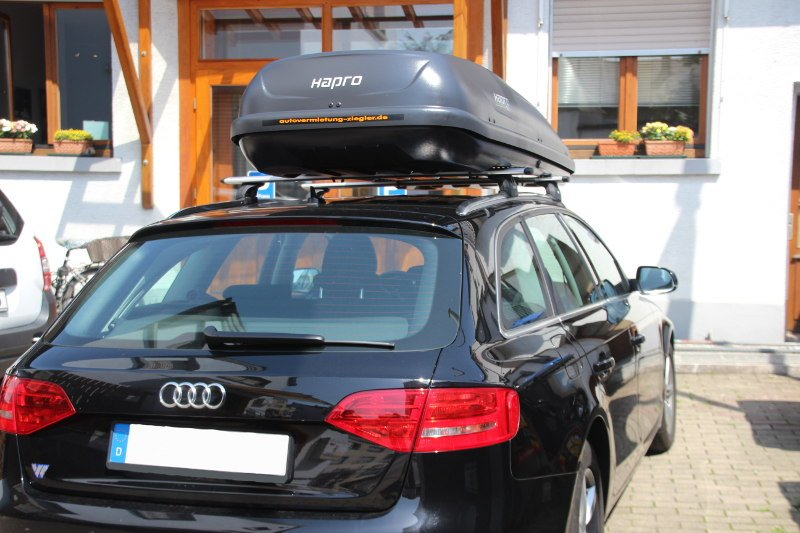 dachbox und dachtr ger f r ihren audi in pirmasens mieten. Black Bedroom Furniture Sets. Home Design Ideas