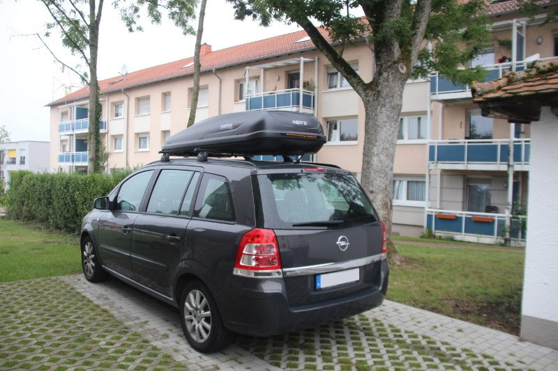 dachbox f r ihren opel zafira in pirmasens mieten. Black Bedroom Furniture Sets. Home Design Ideas