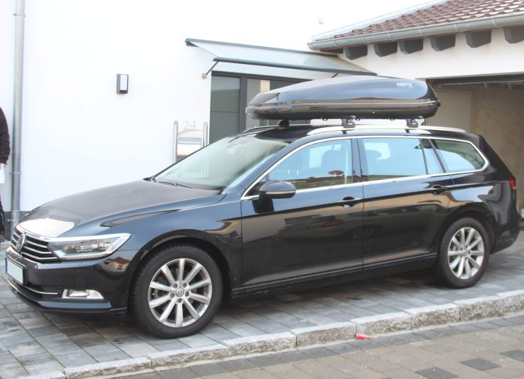 vdp roof rack rails aluminium rio 120 vw passat b7. Black Bedroom Furniture Sets. Home Design Ideas